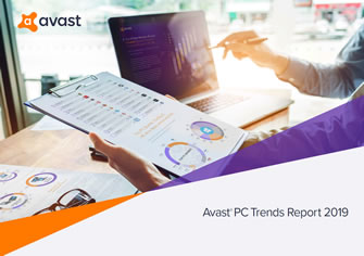 Avast PC Trends Report 2019