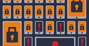 Ataques cibernéticos comunes a los que se enfrentan las PYMES