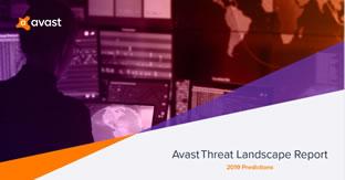 Informe Avast del panorama de amenazas. Predicciones para 2019.