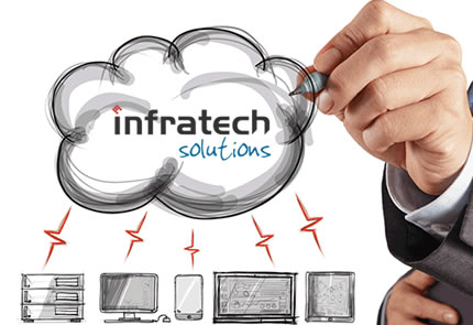 Infratech Cloud Backup